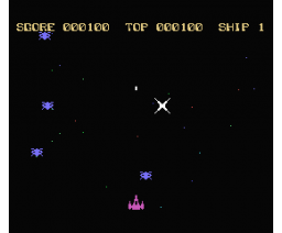 Cosmo Traveler (1984, MSX, Apollo Technica)