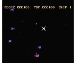Cosmo Traveler (1984, MSX, Apollo Technica)