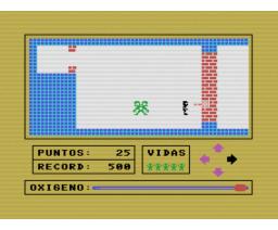Bob-007 Infiltrado (1986, MSX, Genesis Soft, A.G.D.)