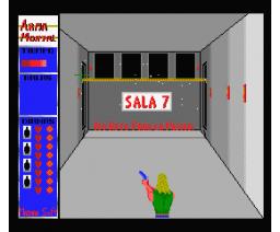 Arma Mortal (1994, MSX2, Majara Soft)