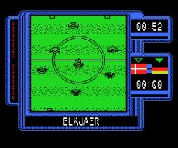 Michel Fútbol Master (1989, MSX, Dinamic)