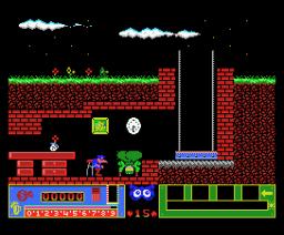 Goody (1987, MSX, Opera Soft)