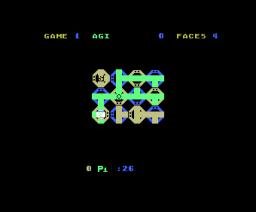 Zenji (1984, MSX, Activision)