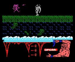 Ulises (1989, MSX, Opera Soft)