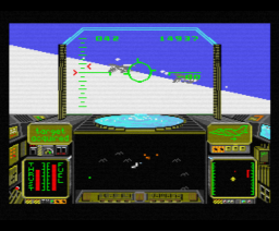 Strike Force Harrier (1988, MSX2, Mirrorsoft)