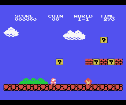 Super Boy I (1989, MSX, Zemina)