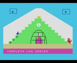 El Príncipe y el Dragón (1985, MSX, Spectravideo (SVI))