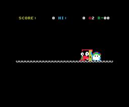 Door Door mkII (1985, MSX, ENIX)