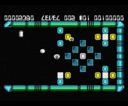 Krakout (1987, MSX, Gremlin Graphics)