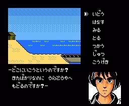 Peacock King (1988, MSX2, Pony Canyon)