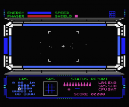Space Crussader (2005, MSX, Yermani Soft)