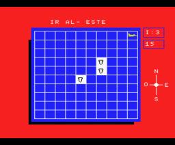 Radar (1985, MSX, Ace Software S.A.)
