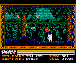 Ys: Wanderers from Ys (1989, MSX2, Falcom)