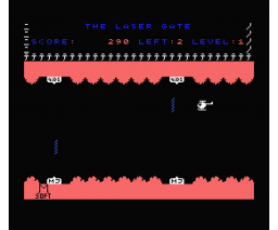 Super Heli (1987, MSX, Michel R. Janssen)