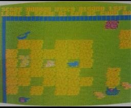 Tom & Jerry (1986, MSX, Static Soft)