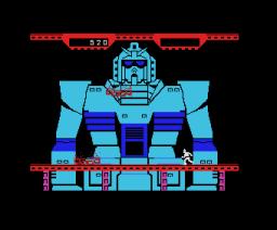 Mobile Suit - Gundam (1984, MSX, BANDAI)