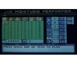 MSX MIDI Studio Performer (1985, MSX, EMR)