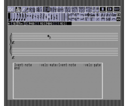 Synth Saurus Ver.3.0 (1993, MSX2, Bit²)