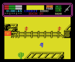 Colony (1987, MSX, Mastertronic)