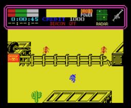Colony (1987, MSX, Mastertronic)