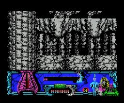 Satan (1989, MSX, Dinamic)