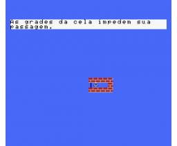 Alcatraz - A fuga impossivel (MSX, Wilson F. Martins)
