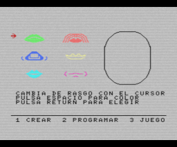 Make-a-Face (1985, MSX, Spinnaker Software Corporation)