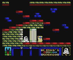 Blinky's Scary School (2010, MSX, Zeppelin Games Limited)