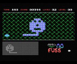 No Fuss (1991, MSX, MSX2, Anma)