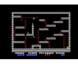 Escape (1984, MSX, Ample Software)
