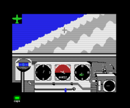 Ace of Aces (1986, MSX, US Gold)