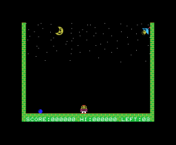 Color Ball (1984, MSX, Hudson Soft)
