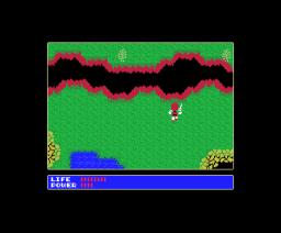 Thunder Bolt (1986, MSX, Pixel)