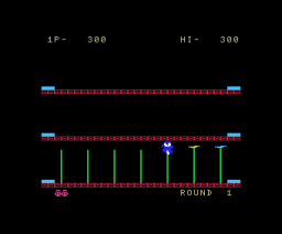 Mr. Ching (1984, MSX, HAL Laboratory)