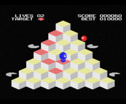 Fuzzball (1986, MSX, The Bytebusters)