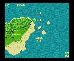 1942 (1986, MSX2, Capcom)