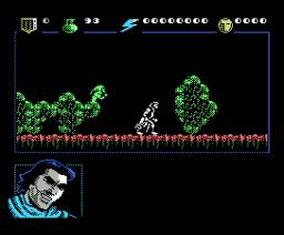 El Capitán Trueno (1989, MSX, Gamesoft)