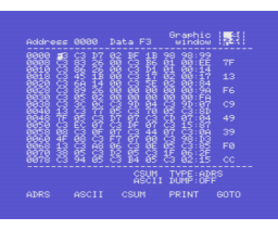 MSX-AID (1986, MSX, Nobuhiko Segi)