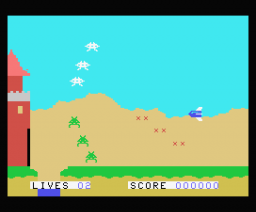 Castle Combat (1985, MSX, Spectravideo (SVI))