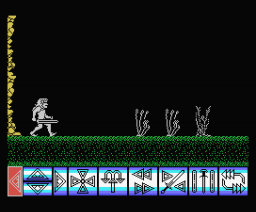Barbarian (1988, MSX, Psygnosis Limited)