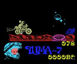 Tuma-7 (1990, MSX, Delta)