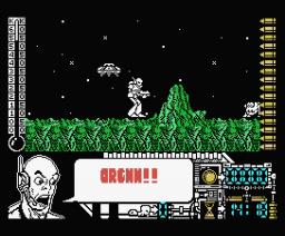 Oberon 69 (1990, MSX, Diabolic)