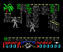 Corsarios (1989, MSX, Opera Soft)