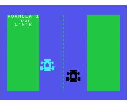 Formula 1 (1985, MSX, Infopress)