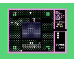 The Deserted Graveyard (1986, MSX, MSX Gids)