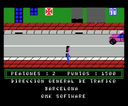 Juega... Pero Seguro (1989, MSX, OMK Software)