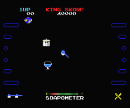 Sink King (2004, MSX, Guzuta Raster Leisure)