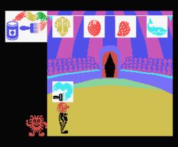 El Payaso Explorador 1 (1986, MSX, Anaya Multimedia)
