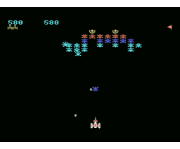 Galaxians (MSX, Unknown)