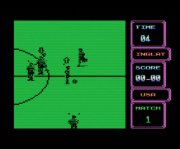 World Cup Italia '90 (1989, MSX, Novotrade Software)